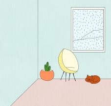 Rainy Day Room