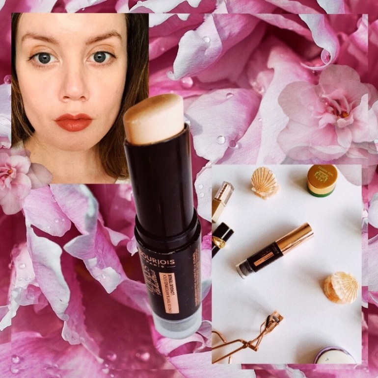collage for bourjois