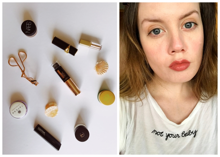 FACING MY STICK FOUNDATION FEARS (AREVIEW)